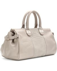 See By Chloé Leather and Suede Tote - Lyst