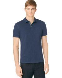 Calvin Klein Jeans Jersey Polo - Lyst