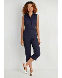 Collectif Clothing - Album Cover To Cover Jumpsuit - Lyst