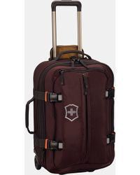 Victorinox Carry-On Suitcase - Purple (22 Inch) - Lyst