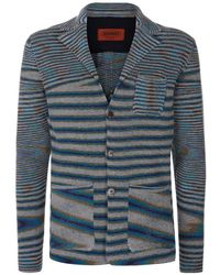 Missoni Space Dye Cardigan - Lyst