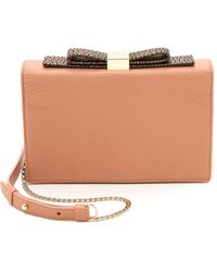 See By Chloé Nora Small Clutch - Pink Sahara - Lyst