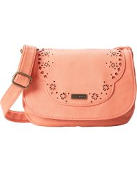 Roxy Lotus Messenger/Shoulder - Lyst