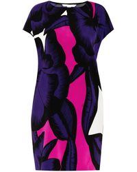 Diane von Furstenberg Harriet Dress - Lyst