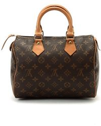 Louis Vuitton Pre-owned Speedy 25 - Lyst