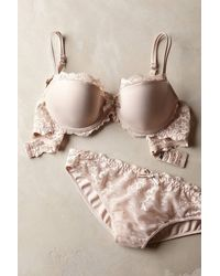 Anthropologie Chantelle Linea Bikini - Lyst