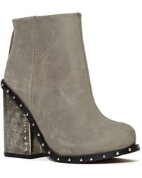 Nasty Gal Jeffrey Campbell Reverb Boot - Lyst