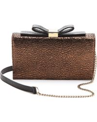 See By Chloé Nora Smart Clutch - Cosmos - Lyst