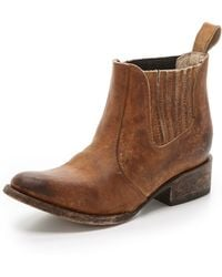Freebird by Steven - Lasso Chelsea Booties - Lyst