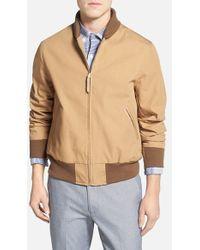 Golden Bear Baseball Jacket - Lyst