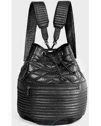 Zadig & Voltaire Bobo Backpack Mat Bag - Lyst
