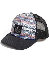 Volcom - 'nacho' Trucker Hat - Lyst
