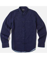 Rag & Bone Yokohama Shirt - Lyst