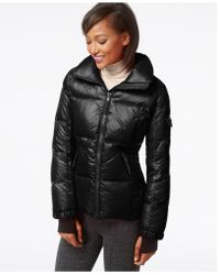 S13/nyc - Rider Pillow-collar Down Puffer Coat - Lyst