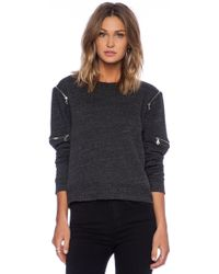 Feel The Piece Crawford Zip Sweatshirt - Lyst