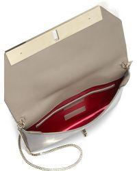 Dee Ocleppo - Soho Leather & Lynx Fur Crossbody Bag - Lyst