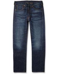Levi's 501 Dry Selvedge Denim Jeans - Lyst