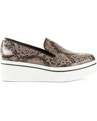 Stella McCartney Corinne Loafers - Lyst