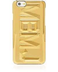 Marc By Marc Jacobs Iphone 6 Case - Faceted Mbmj - Lyst