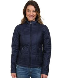 The North Face Insulated Ruka Jacket - Lyst