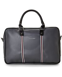 Ben Sherman Iconic Double-Zip Commuter Bag - Lyst