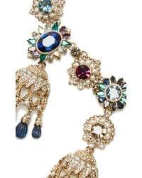 Marchesa - Drama Collar Necklace - Lyst