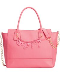 Betsey Johnson Princess Charming Tote - Lyst