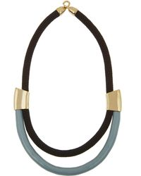 Orly Genger By Jaclyn Mayer - Blue Roxbury Necklace - Lyst