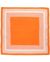 Celine Square Scarf - Lyst