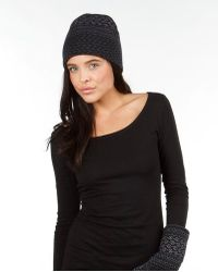 Threads For Thought - Snowflake Beanie - Lyst
