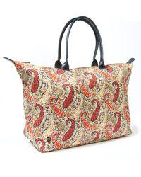 Mi-Pac - Bourton Liberty Print Tote Bag - Lyst
