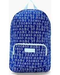 Marc By Marc Jacobs - Blue Neoprene Dynamite Logo 13_inch Computer Backpack - Lyst