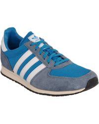 Adidas Blue Adistar Racer - Lyst