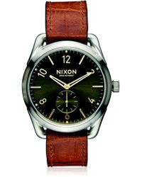 Nixon | C39 Stainless Steel Watch | Lyst