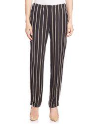 Max Mara | Kabala Striped Pants | Lyst