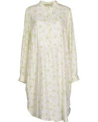 Massimo Alba Short Dress - Lyst