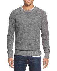 Apolis - Crewneck Alpaca & Cotton Sweater - Lyst