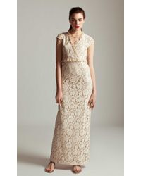 Alice By Temperley Long Eros Dress - Lyst