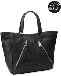 Dolce Vita Dual Handled Tote - Lyst