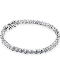 Carat* - Round Tennis Bracelet - Lyst