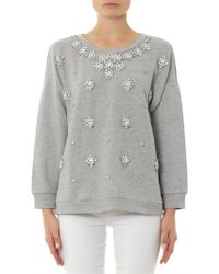 Weekend by Maxmara - Melinda Sweatshirt - Lyst