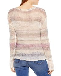 Two By Vince Camuto - Striped Jumper - Lyst