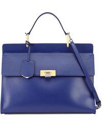 Balenciaga Le Dix Zip Cartable Satchel Bag - Lyst