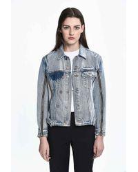 3.1 Phillip Lim - Denim Jacket - Lyst