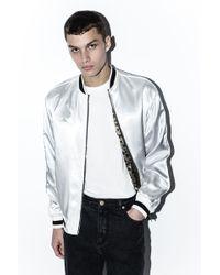 3.1 Phillip Lim - Reversible Souvenir Jacket - Lyst