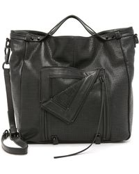 She + Lo - Let It Rider Bag - Black - Lyst