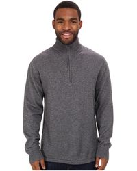 The North Face Mt Tam 14 Zip Sweater - Lyst