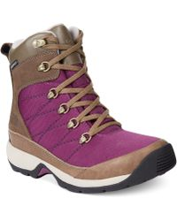 The North Face Womens Chilkat Nylon Boots - Lyst