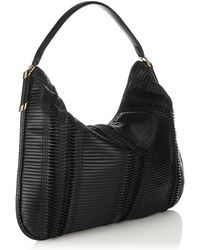 Jimmy Choo Evie Small Fur Bucket Bag - Lyst
