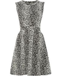 Therapy Ikat Jacquard Skater Dress - Lyst